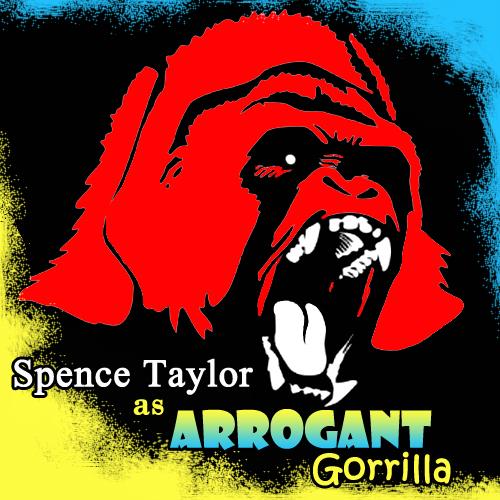 Arrogant Gorilla